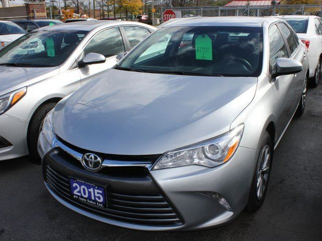 2015 toyota camry le brampton ontario used car for sale. Black Bedroom Furniture Sets. Home Design Ideas