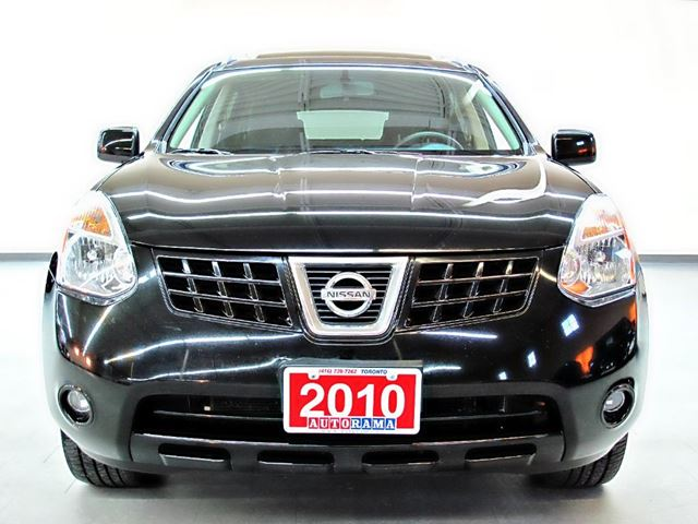 2010 nissan rogue sl awd leather sunroof north york. Black Bedroom Furniture Sets. Home Design Ideas