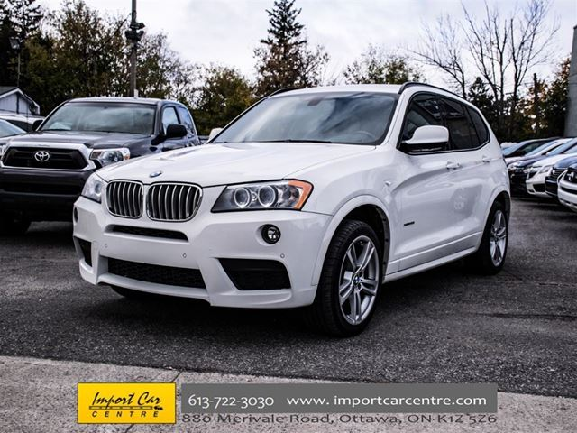 2014 bmw x3 xdrive35i white import car centre. Black Bedroom Furniture Sets. Home Design Ideas