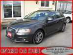 2009 Audi A3 2.0T S-LINE QUATTRO LEATHER PANO.ROOF in Toronto, Ontario