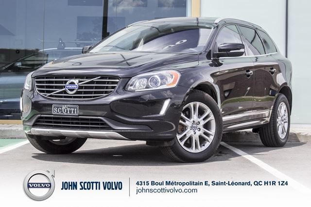 2014 VOLVO XC60 CERTIFIn++E in Montreal, Quebec