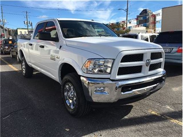 2016 dodge ram 2500 slt brockville ontario used car for sale 2623951. Black Bedroom Furniture Sets. Home Design Ideas