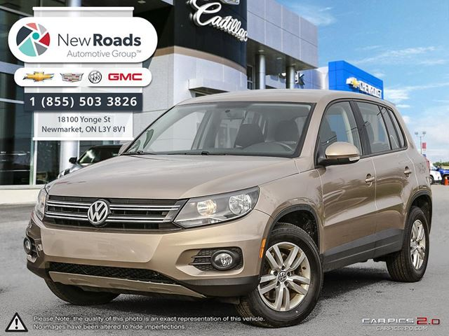 2015 volkswagen tiguan trendline awd bluetooth fogs alloys newmarket ontario used car for. Black Bedroom Furniture Sets. Home Design Ideas