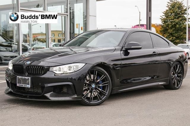 2015 Bmw 4 Series I Xdrive Hamilton Ontario Used Car
