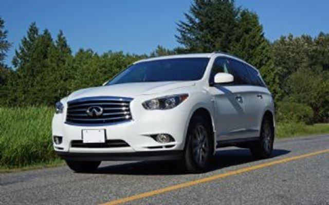 2015 infiniti qx60 awd premium package white lease busters. Black Bedroom Furniture Sets. Home Design Ideas