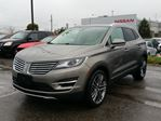 2016 Lincoln MKC Reserve*NAV*ECOBOOST* LOWKM* in Scarborough, Ontario