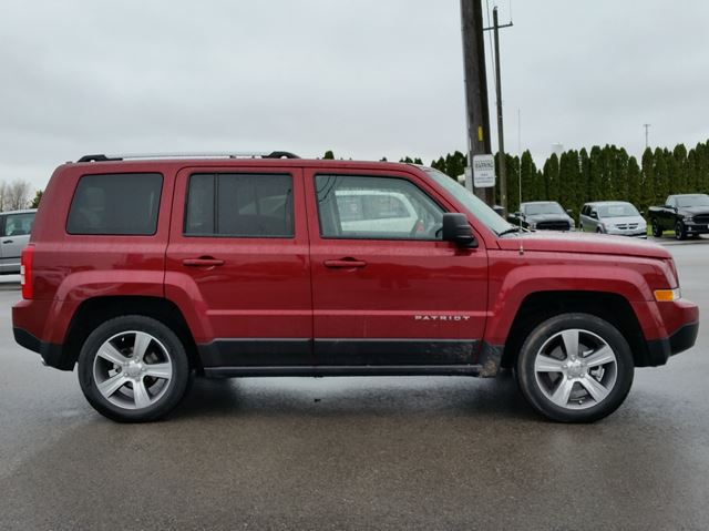 used 2016 jeep patriot high altitude 4x4 paris. Black Bedroom Furniture Sets. Home Design Ideas