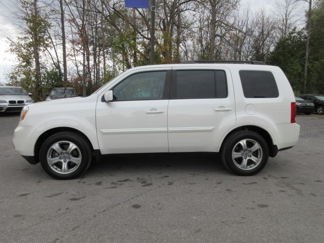 2014 honda pilot ex l awd leather roof just 48k for 2014 honda pilot gas mileage