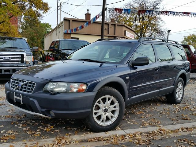 2004 volvo xc70 25t awd dark blue courtesy auto sales. Black Bedroom Furniture Sets. Home Design Ideas