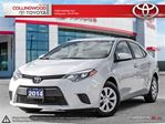 2014 Toyota Corolla *CE AUTOMATIC * AIR CONDITIONING PACKAGE * in Collingwood, Ontario