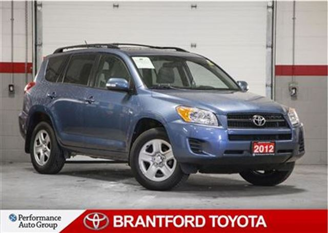 2012 toyota rav4 one owner 90 days no payments o a c brantford ontario used car for sale. Black Bedroom Furniture Sets. Home Design Ideas