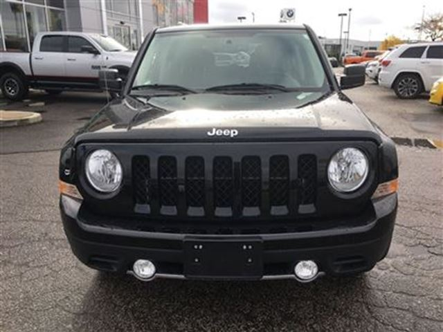 2016 jeep patriot only 7516 kms leather navigation. Black Bedroom Furniture Sets. Home Design Ideas
