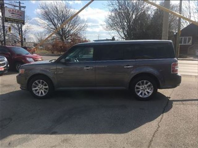 2009 ford flex sel awd 6 seater 154km sunroof hamilton. Black Bedroom Furniture Sets. Home Design Ideas