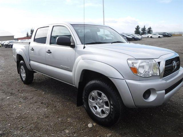 used 2011 toyota tacoma v6 calgary. Black Bedroom Furniture Sets. Home Design Ideas