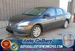 2013 Nissan Sentra SV *Low Price! in Winnipeg, Manitoba
