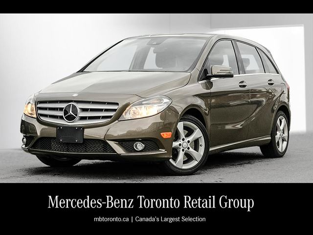 2013 mercedes benz b class markham ontario used car for. Black Bedroom Furniture Sets. Home Design Ideas