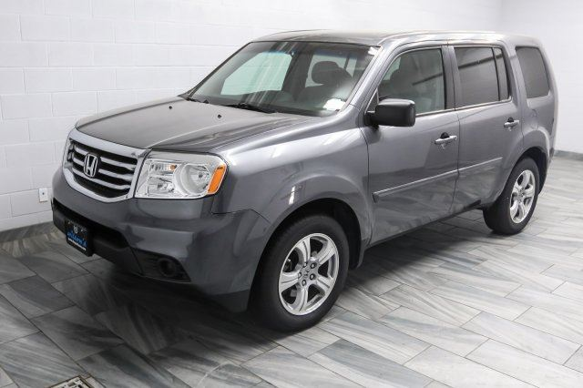 2015 honda pilot lx 4wd w reverse camera 18 alloys. Black Bedroom Furniture Sets. Home Design Ideas