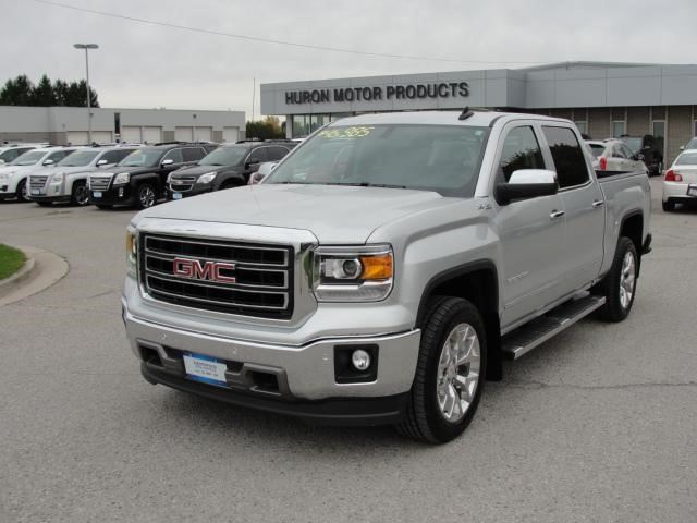 2015 gmc sierra 1500 slt exeter ontario used car for sale 2625224. Black Bedroom Furniture Sets. Home Design Ideas