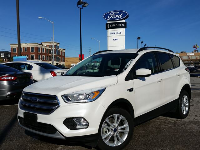 2017 ford escape se richmond hill ontario used car for sale 2624647. Black Bedroom Furniture Sets. Home Design Ideas