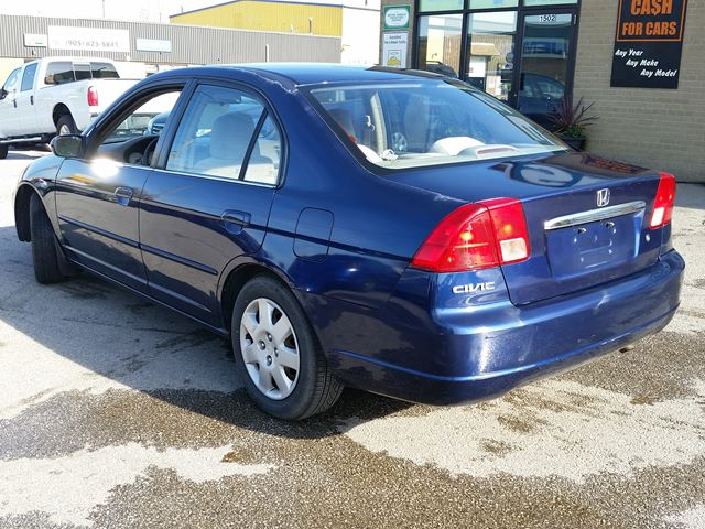 2002 honda civic lx g se oakville ontario used car for. Black Bedroom Furniture Sets. Home Design Ideas