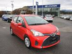 2015 Toyota Yaris LE 5dr Hatchback in Kelowna, British Columbia