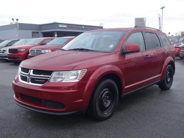 2011 Dodge Journey Canada Value Package Langley British