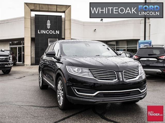 2016 lincoln mkx reserve vista roof navi 102a package not a mississauga ontario car for. Black Bedroom Furniture Sets. Home Design Ideas