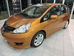 2009 Honda Fit Sport AUTO BAS KILO in Longueuil, Quebec