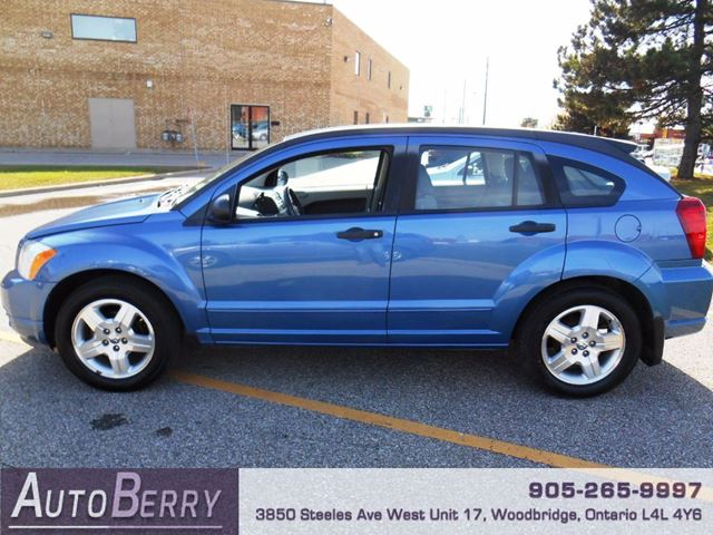 used 2007 dodge caliber sxt 2 0l 5 speed woodbridge. Cars Review. Best American Auto & Cars Review