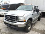 2004 Ford F-350 XLT**4X4**DIESEL**RUNNING BOARDS**POWER WINDOWS** in Mississauga, Ontario