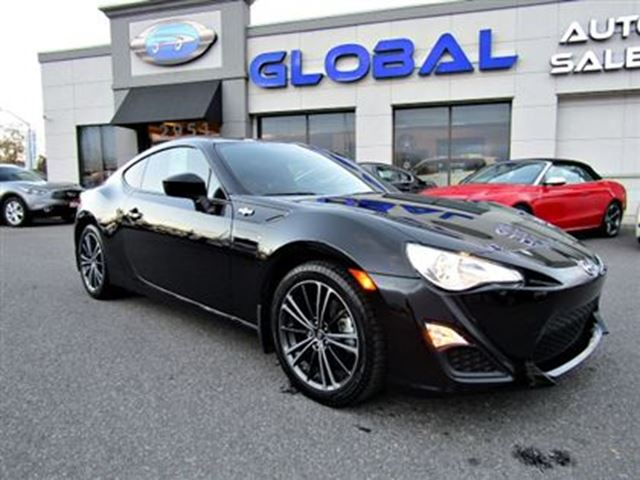 2015 scion fr s base 6 speed low km local trade black global. Black Bedroom Furniture Sets. Home Design Ideas