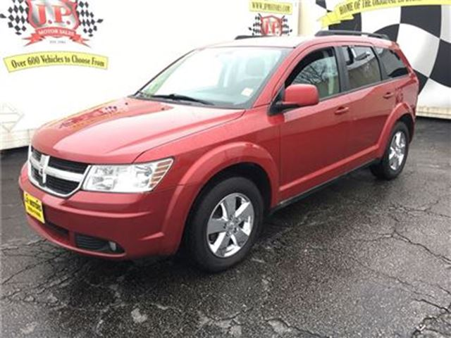 2010 dodge journey sxt automatic fwd only 99 000km red. Black Bedroom Furniture Sets. Home Design Ideas