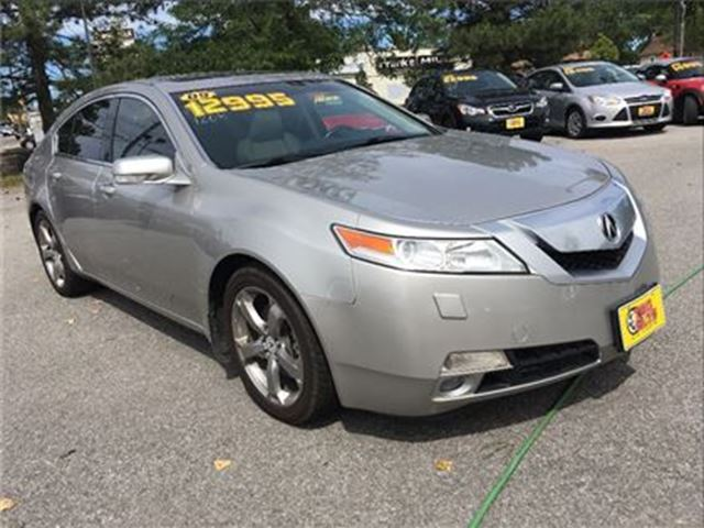 2009 acura tl awd leather moon roof st catharines. Black Bedroom Furniture Sets. Home Design Ideas