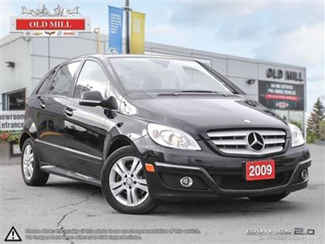 2009 mercedes benz b200 w winter tires on rims black for Mercedes benz winter tires