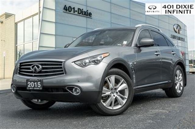 2015 infiniti qx70 premium navigation deluxe touring technology mississauga ontario used. Black Bedroom Furniture Sets. Home Design Ideas