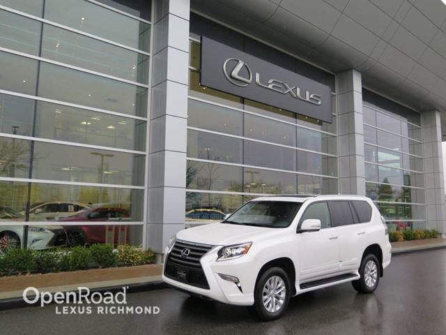 2015 lexus gx 460 premium package 4 wheel drive richmond british columbia used car for sale. Black Bedroom Furniture Sets. Home Design Ideas