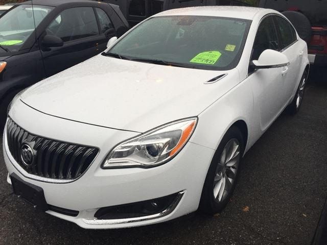 2015 BUICK REGAL TURBO in Brockville, Ontario