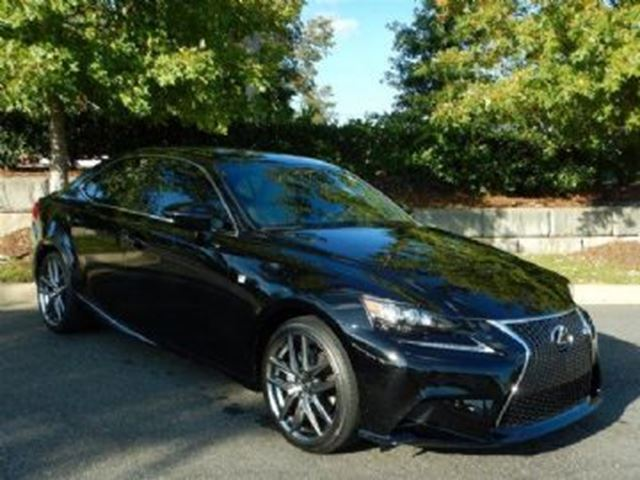 2015 lexus is 250 awd w f sport series 3 black lease busters. Black Bedroom Furniture Sets. Home Design Ideas