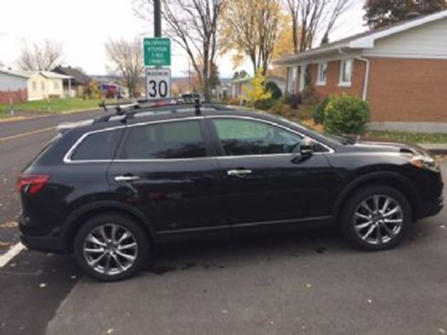 2015 mazda cx 9 gt extended unlimited km warranty excess wear protection mississauga. Black Bedroom Furniture Sets. Home Design Ideas