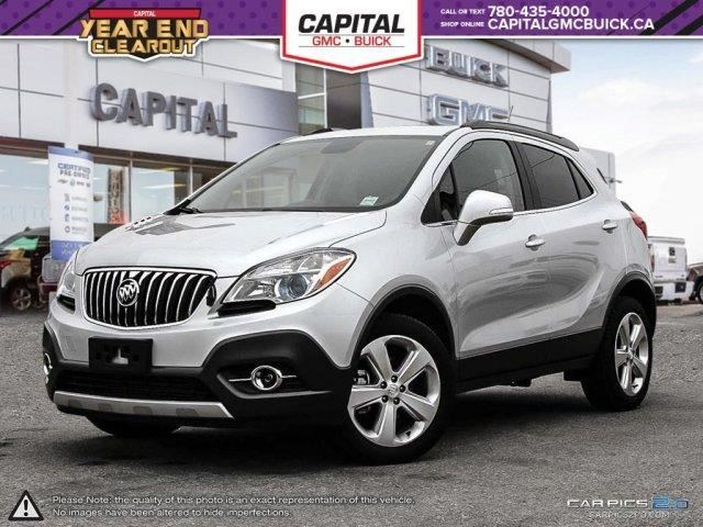 2015 buick encore leather edmonton alberta used car for. Black Bedroom Furniture Sets. Home Design Ideas