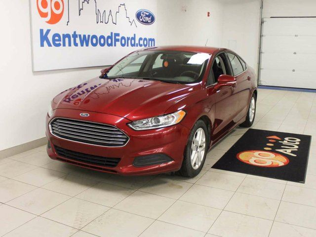 2016 ford fusion se 2 5l 6 speed reverse cam red kentwood ford. Black Bedroom Furniture Sets. Home Design Ideas