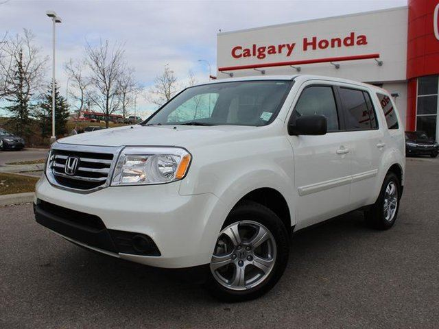 2014 honda pilot lx 4wd 5at calgary alberta used car for 2014 honda pilot dimensions