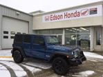 2010 Jeep Wrangler Unlimited Rubicon in Edson, Alberta
