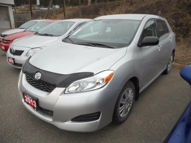 2013 TOYOTA MATRIX Base in Williams Lake, British Columbia