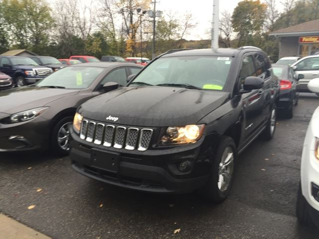2015 jeep compass sport brockville ontario car for sale 2627441. Black Bedroom Furniture Sets. Home Design Ideas