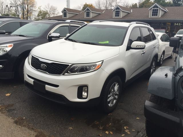 2014 kia sorento lx premium awd 6at brockville ontario car for sale 2627445. Black Bedroom Furniture Sets. Home Design Ideas