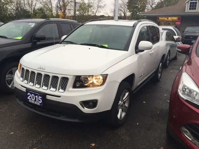 2015 JEEP Compass Sport 4WD in Brockville, Ontario