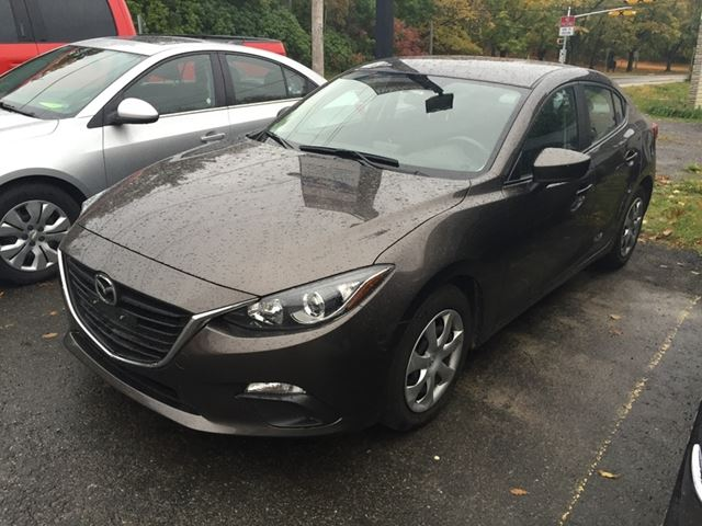 2015 mazda mazda3 sport brockville ontario car for sale 2627457. Black Bedroom Furniture Sets. Home Design Ideas