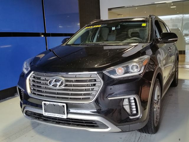 2017 hyundai santa fe xl limited all in pricing 227 b w hst newmarket ontario used car for. Black Bedroom Furniture Sets. Home Design Ideas