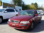 2001 Volvo S40 certified in Scarborough, Ontario